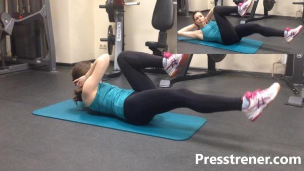 Упражнения для похудения в домашних условиях для девушек фото