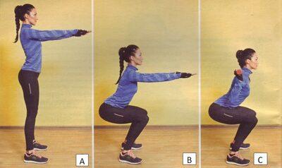 Программа тренировок для похудения, на ягодицы, ноги, бедра, дома