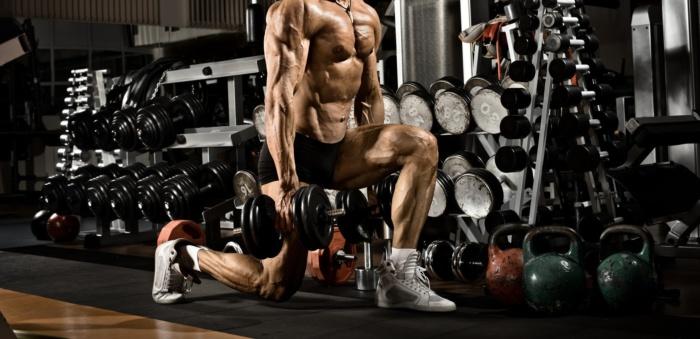Программа тренировок для мужчин в тренажерном зале на массу