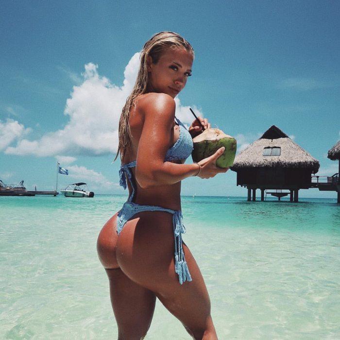 Tammy Hembrow (Тамми Хемброу) рост, вес, Instagram, фото, Youtube