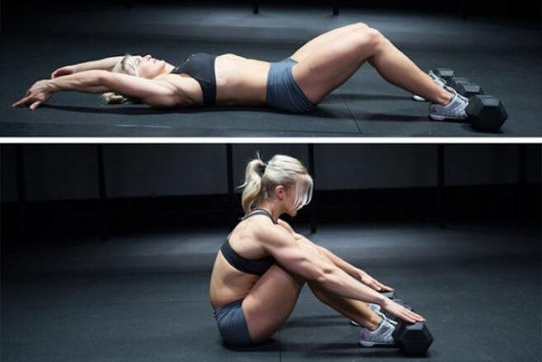 Пресс упражнения в домашних условиях в тренажерном зале фото