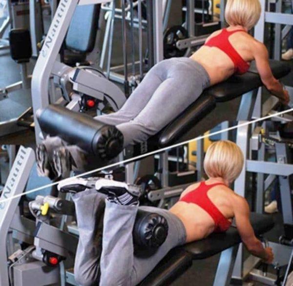 Упражнения на ноги в тренажерном зале самые лучшие для накачки